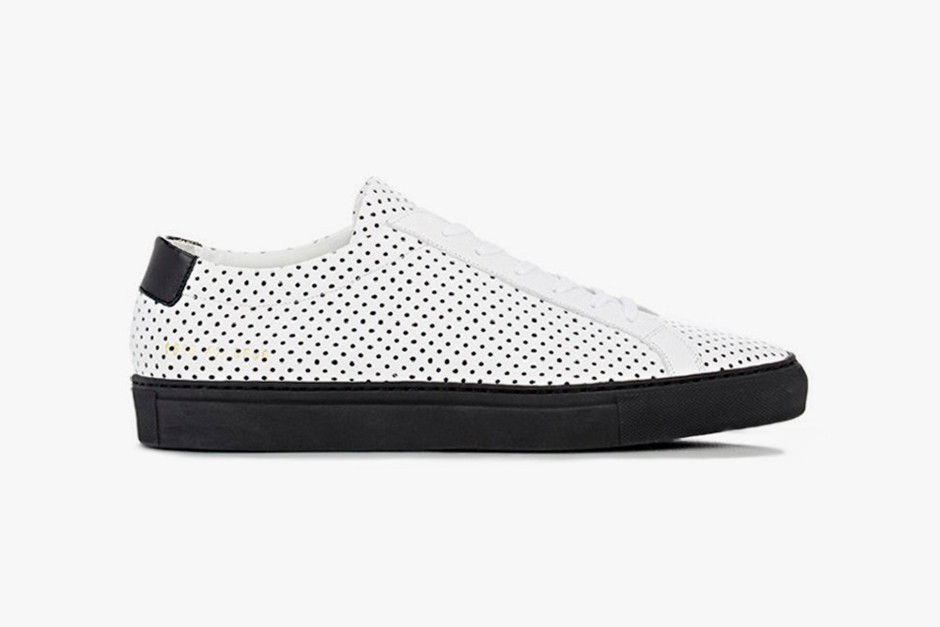 Barneys x Common Projects BNY Sole