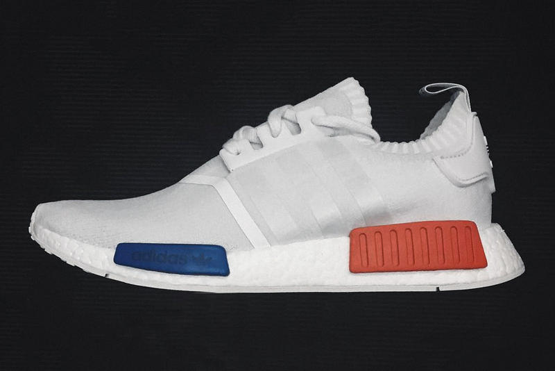 c3ba229904631 A First Look at the All-White adidas Originals NMD