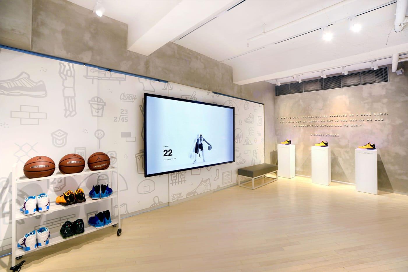 Hong Kong Air Jordan Store | HYPEBEAST