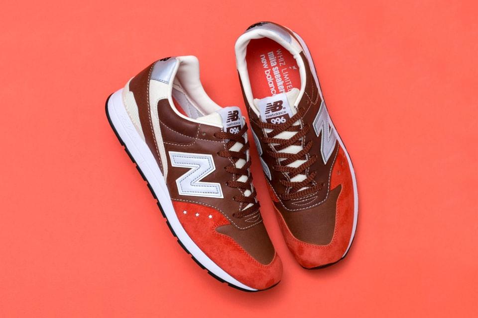 5efd2ad56b4 New Balance MRL996 WHIZ LIMITED mita sneakers | HYPEBEAST