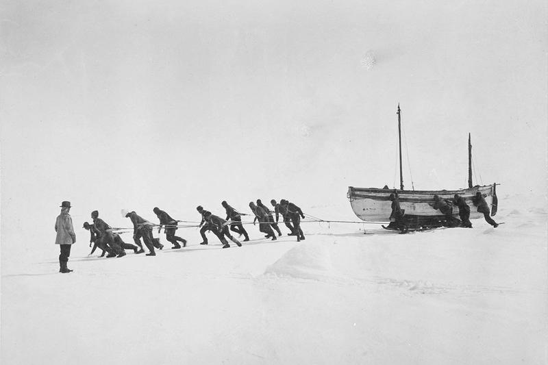 1cff376c76 Newly Restored Photos of Ernest Shackleton's Antarctica Expedition ...