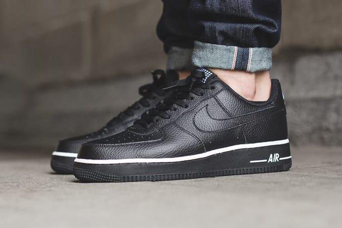 Nike Air Force 1 Low Black Black
