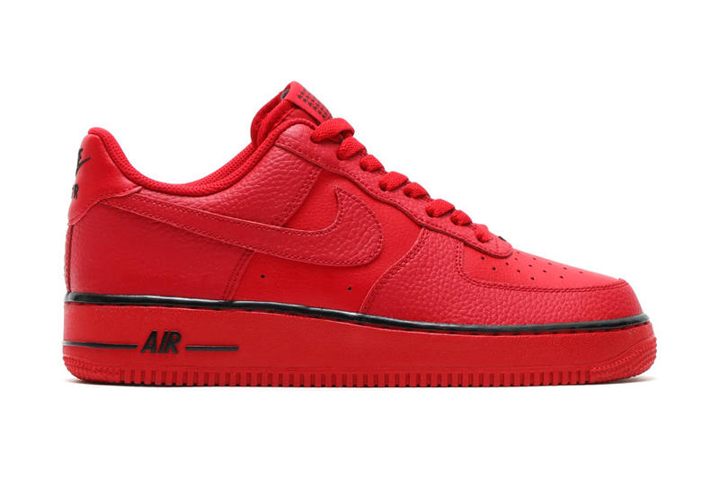 f35f3cd878bf Nike Adds Red Air Force 1s to its