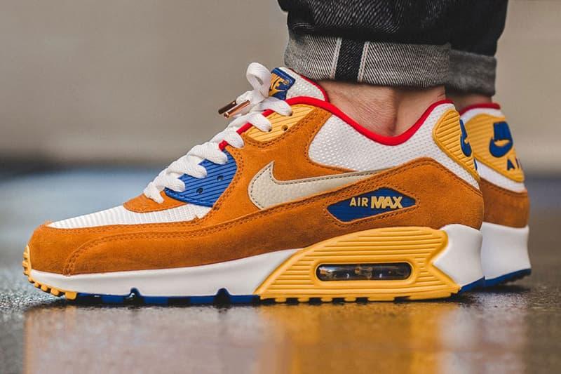 Nike Air Max 90 in Curry  1fa4cb4b9a