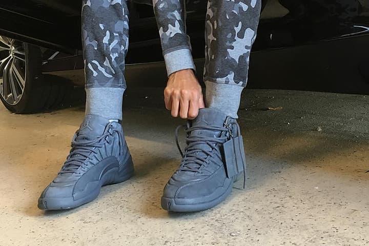 Psny X Jordan Collaboration On Foot Instagram Pic Hypebeast