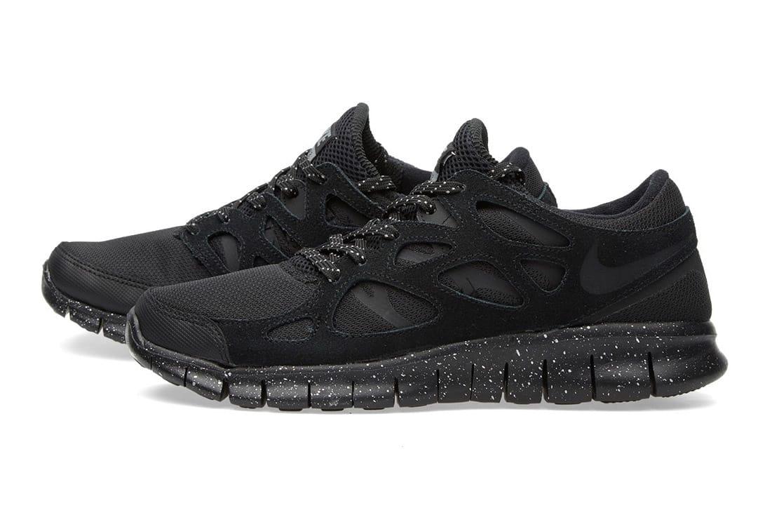 Nike Free Run 2 Black | HYPEBEAST