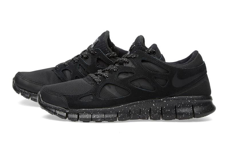 martillo Prehistórico barco  Nike Free Run 2 Black | HYPEBEAST