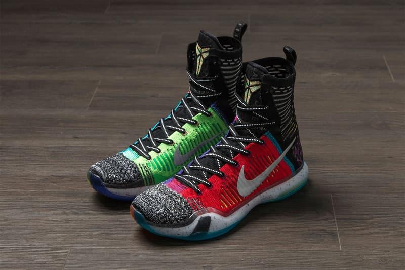 ea4fb709e141 Nike Kobe X Elite in What The