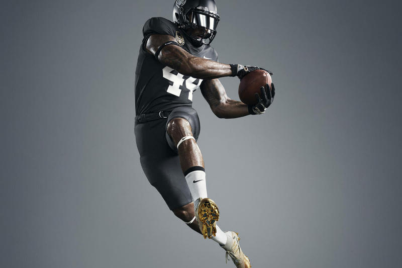 3d1935218 ... Untouchable Performance System for Football Players. Nike innovation is  bringing the next milestone in football uniform designs.