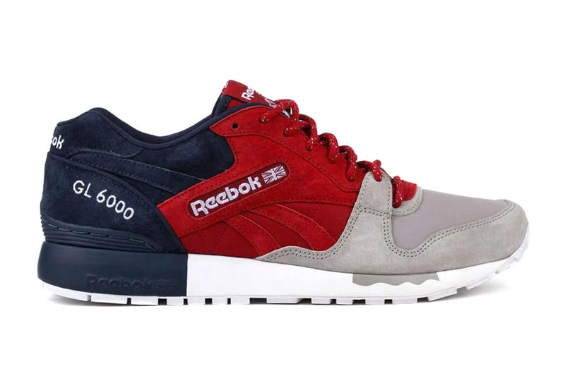 53b363b8b443 Reebok pulls of a sleek and stylish interpretation of the Union Jack.