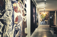 SOHO DESIGN HOUSE Transforms Famous Artwork by Ron English, CYRCLE. and More Into Handmade Rugs