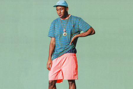 """Tyler, the Creator Doesn't Consider His Latest GOLF Lookbook """"Fashion"""""""