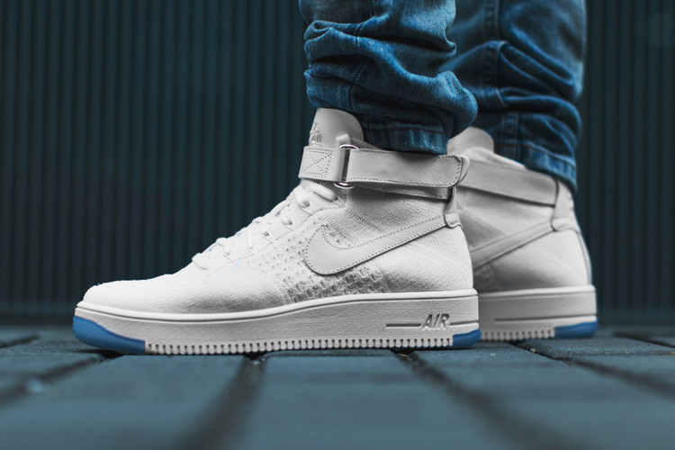 0b06efb21403be A Closer Look at the Nike Air Force 1 Ultra Flyknit