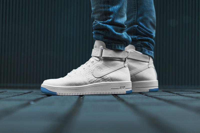 804d5e58f953 A Closer Look at the Nike Air Force 1 Ultra Flyknit