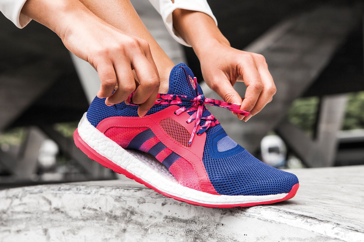 4a786bd25b9ddf adidas Unveils a Unique Floating Arch Design for the Women s PureBOOST X