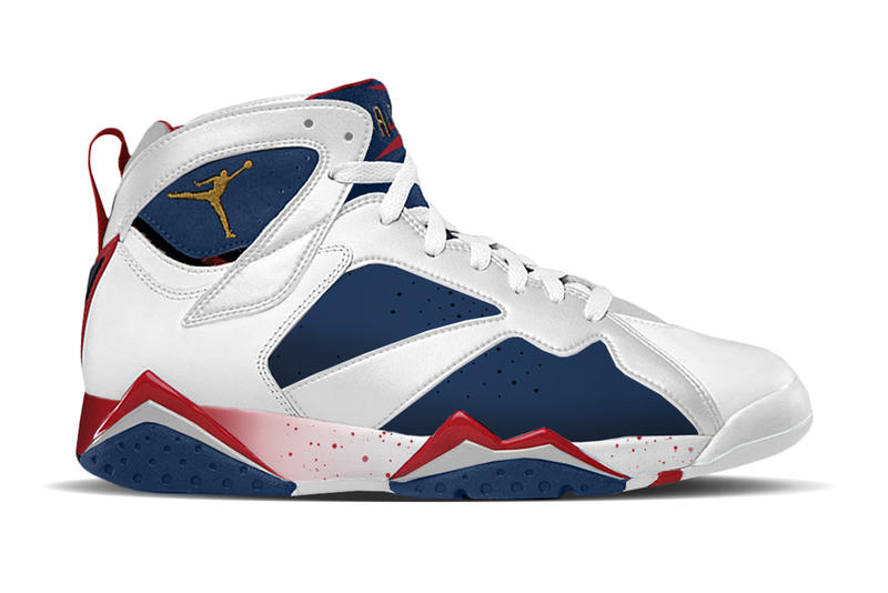 a6af7e07e72f46 ... Alternate Version of the Air Jordan 7