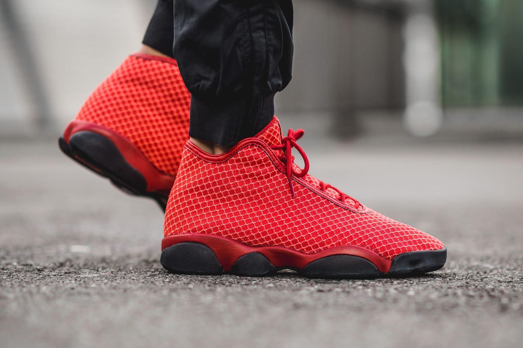 Air Jordan Horizon Gym Red Sneaker