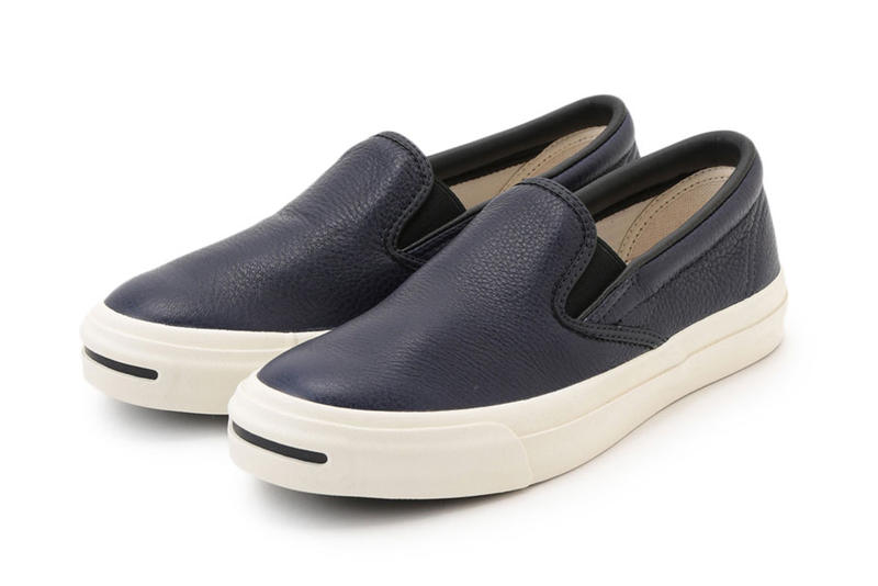 731c7be4929c BIOTOP x Converse Japan Jack Purcell Slip-On