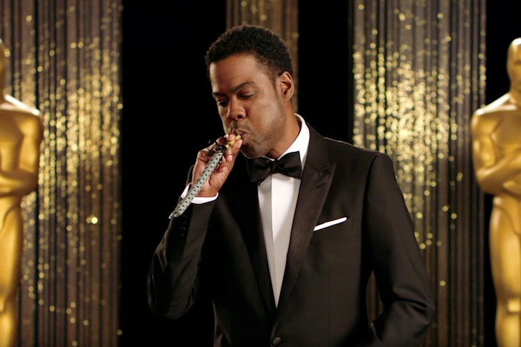 714dca821e4b Chris Rock Will Host This Year's Oscars