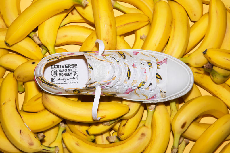 903452be56009f Converse and CLOT Team up for an Exclusive Andy Warhol Collection