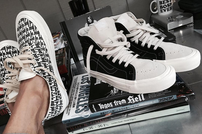 c6995b2362 A First Look at Jerry Lorenzo s FOG x Vans Collection
