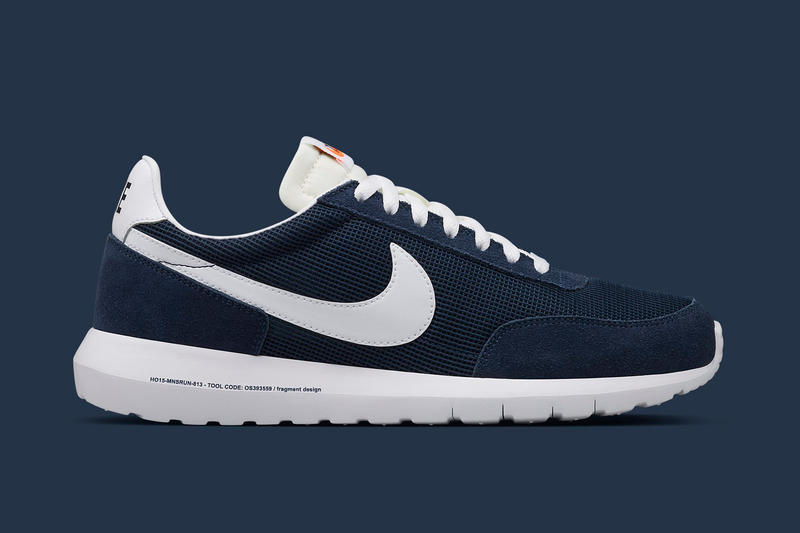 buy online 8b00f 1f890 fragment design  NikeLab Mix Two Silhouettes to Premiere the Roshe Daybreak