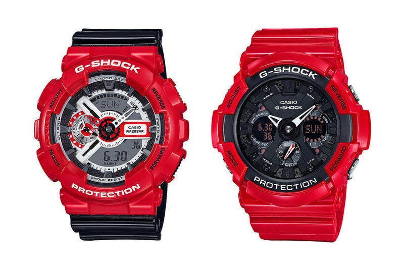 G Shock Valentine S Day Releases Hypebeast