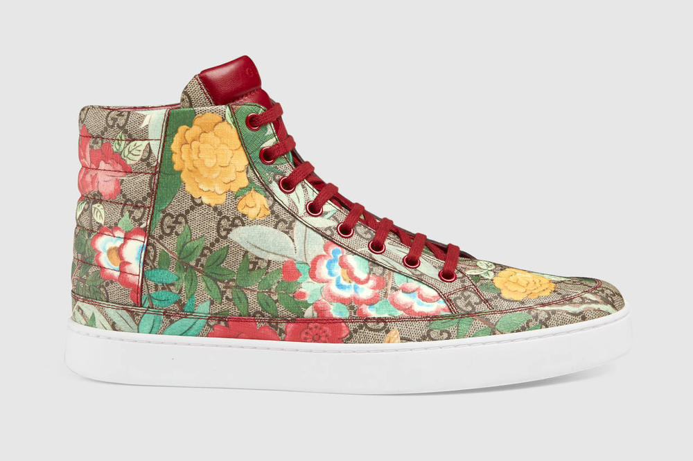 "Gucci Looks to the Orient for Its 2016 Spring/Summer ""Tian"" Accessories Collection"