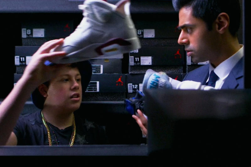 Hasan Minhaj Digs Into the Billion Dollar Sneaker Reselling Market on 'The Daily Show with Trevor Noah'
