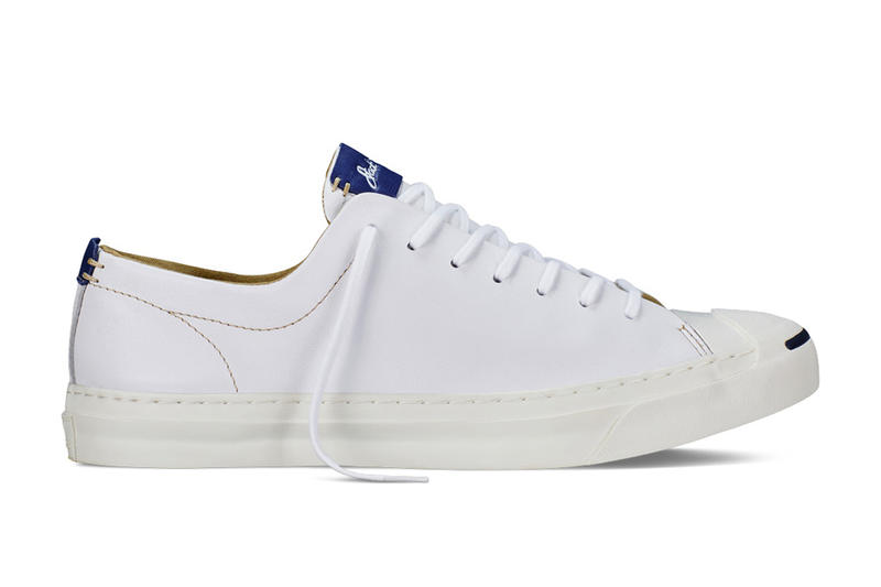 970493fcbbd8 The Converse Jack Purcell Gets a Luxe