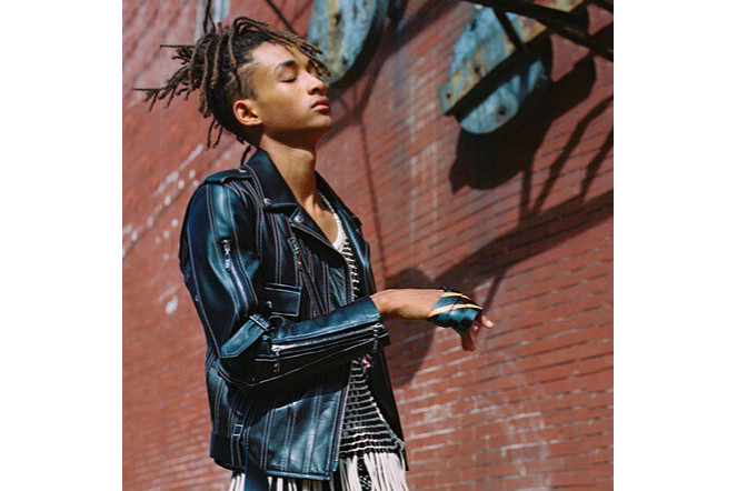 589821223dba Jaden Smith to Star in New Louis Vuitton Womenswear Campaign