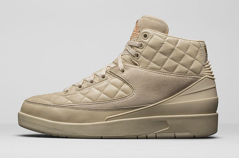 2c67b2d8814 First Official Look at the Just Don x Air Jordan 2 Retro