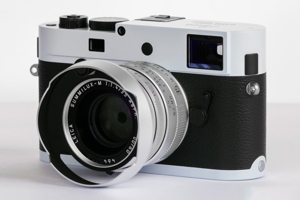 "Leica Introduces the M-P ""Panda Edition"""