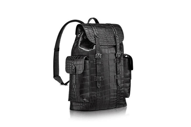 Louis Vuitton S New Crocodile Leather Backpack Costs 81 500 Usd Snap d298dec6af4f8