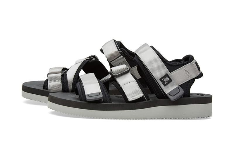 a72c32e8baa mastermind JAPAN x Suicoke Spring Summer Sandals
