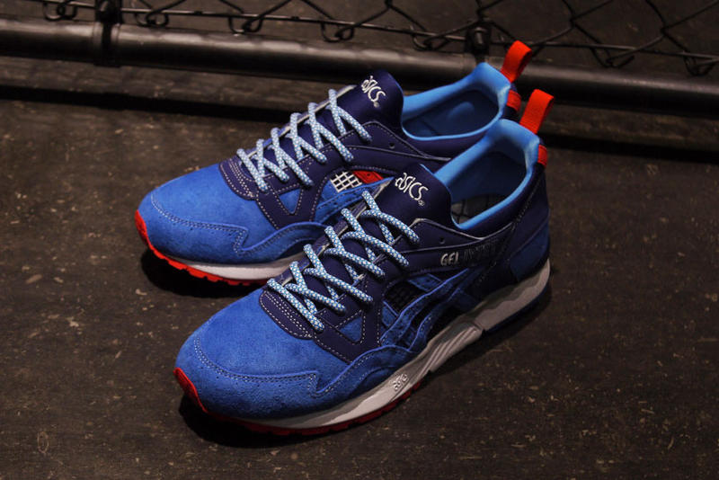 low priced 5dac0 0ca8f mita sneakers x ASICS Tiger GEL-Lyte V