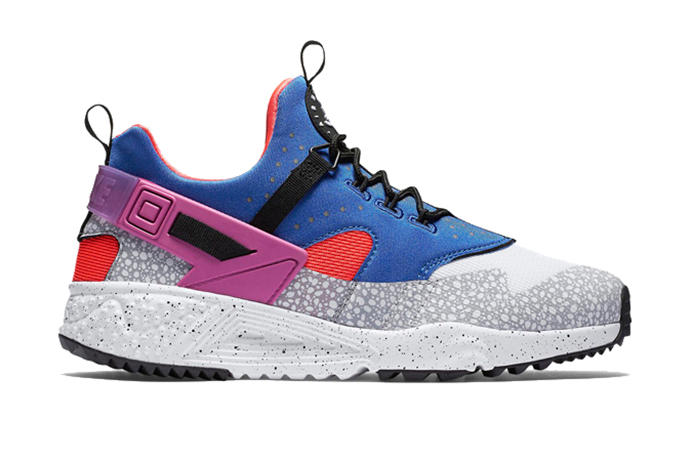 finest selection 05ca3 36c24 NSW s safari print hits the newest Huarache once again.
