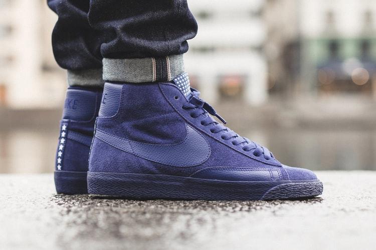 c007da851f7d2 Nike Blazer Mid Premium Vintage   HYPEBEAST