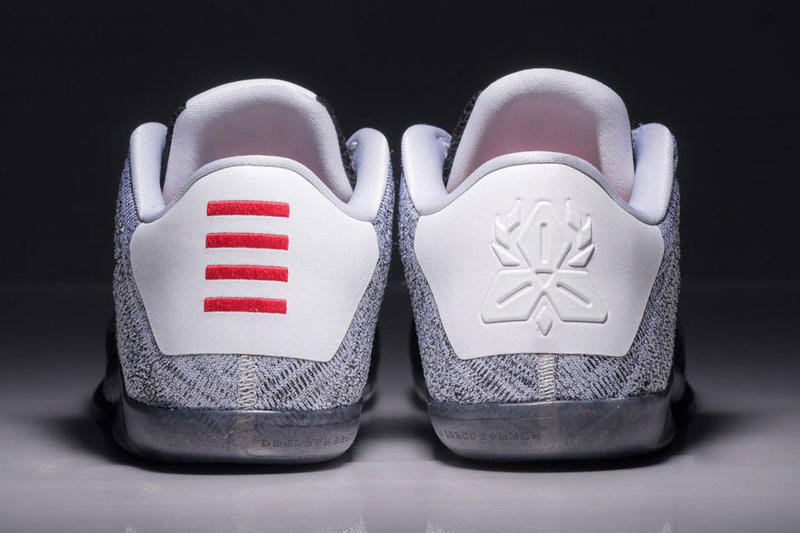 new concept 4b57f 8844b Nike Kobe 11 Black and White Sneaker   HYPEBEAST