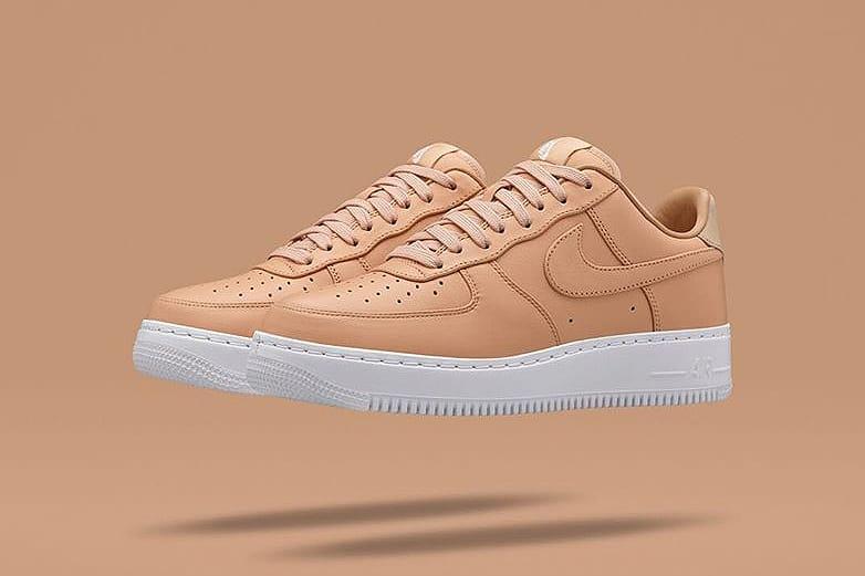 NikeLab Air Force 1 Low Tan | HYPEBEAST