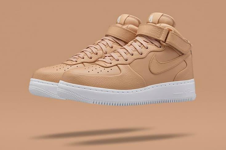 1437bebba7a134 NikeLab Air Force 1 Mid