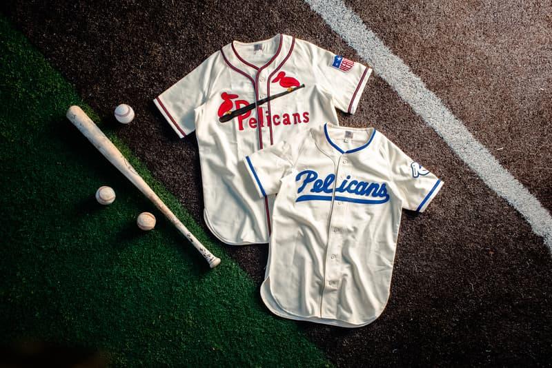 075926c0b748e Politics Ebbets Field Flannels New Orleans Pelicans Baseball Jerseys ...