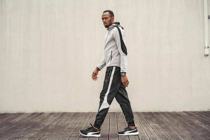2519be07caaf71 Usain Bolt x PUMA 2016 Spring Summer Collection. A collection fit for the  Fastest Man Alive.