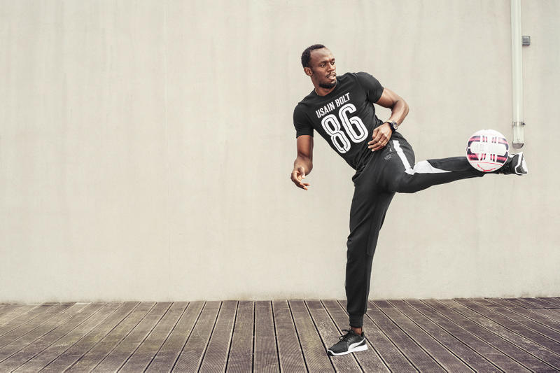 Grillo Simposio Pastor  Puma Usain Bolt 2016 Spring Summer Collection | HYPEBEAST