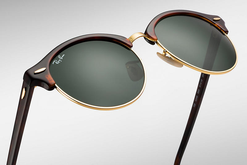 25b7b361e6e Ray-Ban Unveils New Clubround Style. A hybrid of last year s most popular  models.
