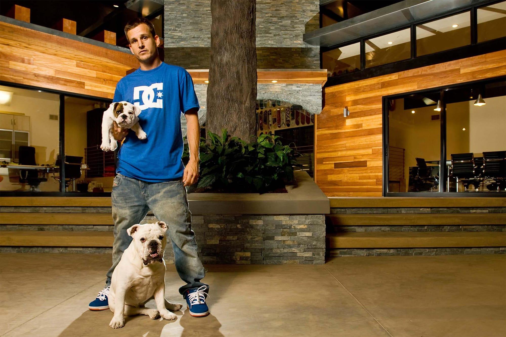 DC Shoes Cuts Ties With Rob Dyrdek