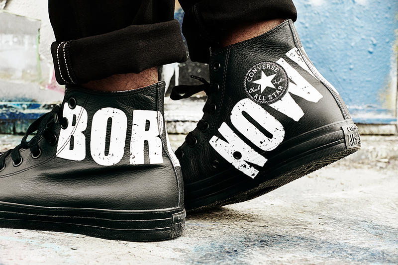 d59646f40a78 Sex Pistols x Converse Chuck Taylor All Star 2016 Spring Collection ...