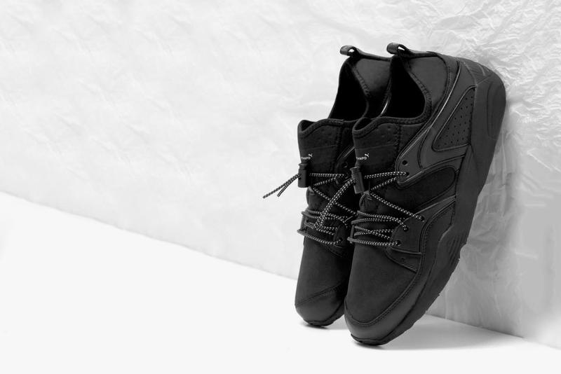 5ab9d9da400d Stampd x PUMA Blaze of Glory Proves Less Is Always More
