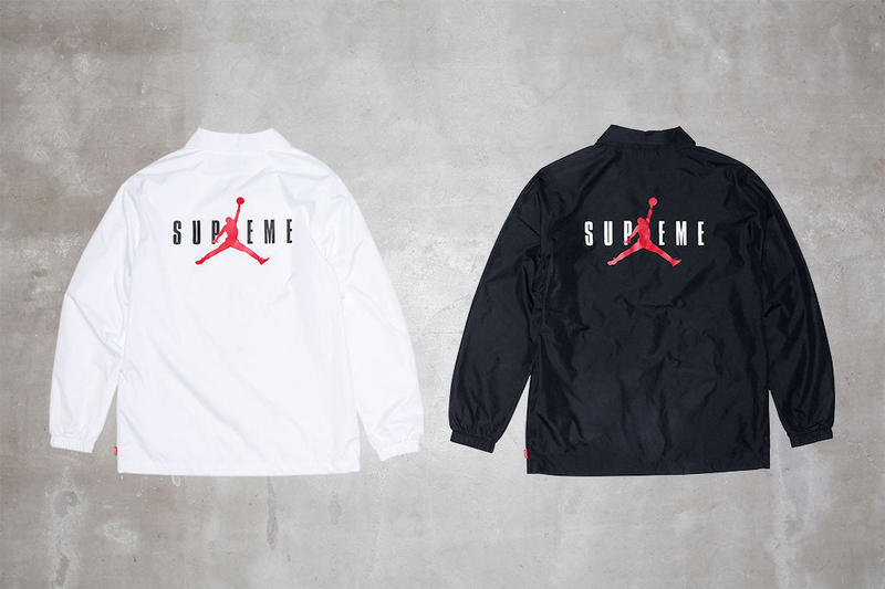 bb534dff907a You Can Now Cop the Supreme x Jordan Apparel Range at Nike Outlets