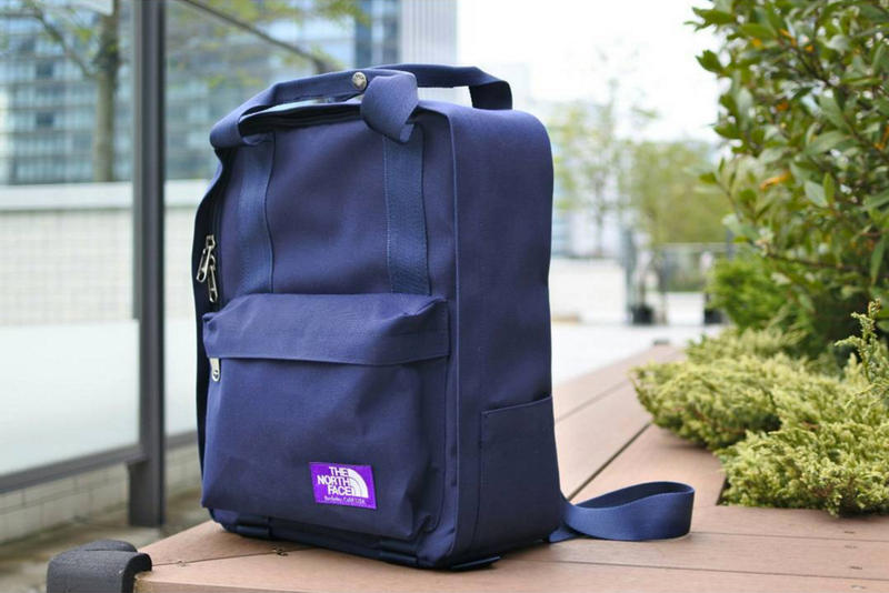 THE NORTH FACE PURPLE LABEL 2Way Camp Day Pack